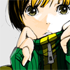 wailmer: icon of Chie from P4 (P4 | Chie)
