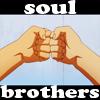 dzioo: (soul brothers)