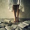 kitsune_wolf: (Books at feet)