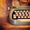 metaphorliteral: (typewriter)