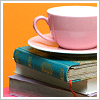 kitsune_wolf: (Pink Cup and Books) (Default)