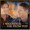 galathea: (Sam&Dean never far)
