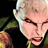 sharpest_asp: Asajj snarling in anger (Star Wars: Asajj Snarl)