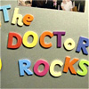 annissamazing: The Doctor Rocks! (The Doctor Rocks)