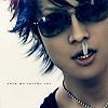 blackmoralrock: (Toshiya cig)
