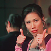 sotto_voce: Angela from Bones giving the thumbs up ([bones] way to be!)