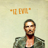 princessofgeeks: The bad guy Baal from SG1, with text IZ EVIL (EvilBaal by hsapiens)
