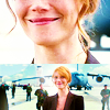 daphnie_1: Pepper Potts from smileing. Top of the icon is a close up, bottom of it is further away. (Marvel | Pepper | Tears for your l)