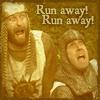 evildrem: (Run away!)