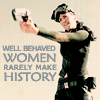 evildrem: (Aeryn (well behaved women))