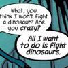 eatsnutsandkicksbutts: (fightin' dinosaurs)