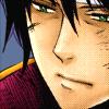 hachimaki: (Cut him up boy.)