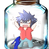 bluerosedreams: (Vanitas in a jar)