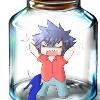 bluerosedreams: (Vanitas in a jar)
