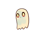 soundtest: icon by sayorisan on tumblr (Small ghost)