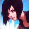 mrbadblood: icon Mirrors Edge (Default)