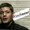 rodo: dean winchester, mugshot (dean)