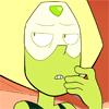periphrasing: (Jasper's fukkin hot.)