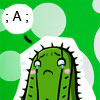 sirenspammer: (Crying cactus)
