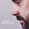 """alyndra: John Winchester """"I need to know the truth"""" (John)"""
