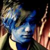 preciousblueberry: (❧ working that emo hair)