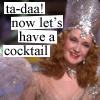 sparkfrost: (Glinda Cocktail)