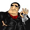 gaignun: ([twd] - when the skull cracks just right)