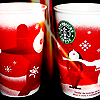 angelique: (Christmas season : starbucks cup)