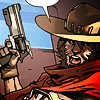fistfulofbullets: (Gunfight)