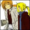 scriveyner: (Musebox - OTP: Kenshin & Edward)
