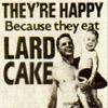 keiling: They're happy because they eat lard cake (Lard cake)