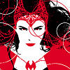 kore: (Scarlet Witch - Aja cover art)
