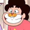 itsmesteven: (wide teethy smile with tiger nose)
