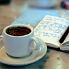 sunsetmog: (coffee and a moleskine)