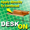 ri_animated: (Desk on! Apply directly to the forehead.)