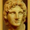 aureantes: Portrait bust of Alexander the Great (alexander_gold)
