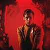 ninety6tears: jim w/ red bground (trek: kirk)