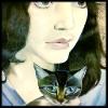 wendelah1: (Girl with a Kitten)