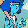 "Lapis ""Water Witch"" ""Ocean Ma'am"" ""Bob"" Lazuli"