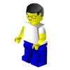 michael: (minifig)