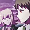 batman: Nanami Chiaki (AI) and Hinata Hajime from Dangan Ronpa (We'll create our own future)