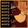 lotrfellowship: (worry bilbo)
