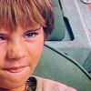 anaraine: A young Anakin Skywalker, nose slightly scrunched up and the tip of his tongue sticking out of his mouth in disgust. ([star wars] eww)