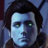 sunwarlock: (side glance)