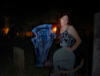saffrontea: Me on Halloween (Default)