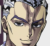 thanekos: Yoshikage Kira as Kosaku Kawajiri, after the second arrow. (Default)