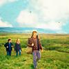 cenedrawood: movie → hp → trio on field (movie → hp → trio on field)