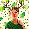 iisupergirlii: (rudolph the red-nosed hero)
