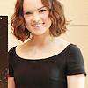 nottallerordead: Daisy Ridley (big grin)