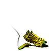 karanguni: (Bebop SMOKING)